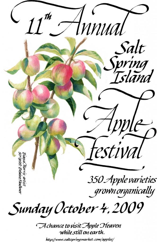 Apple Festival - Poster 2009
